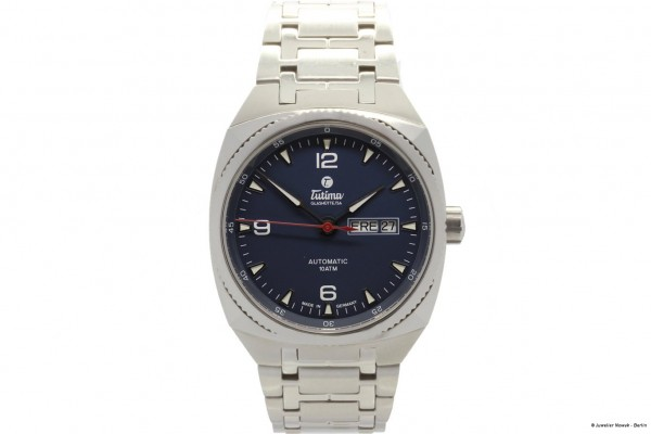 Tutima Saxon One M Blue 6121-03