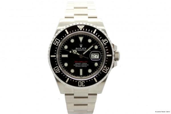 Rolex Sea-Dweller 126600 MK2
